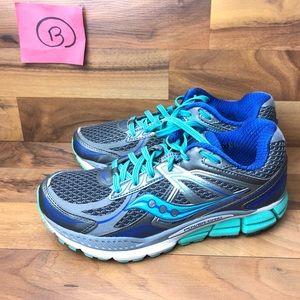 Saucony Echelon 5 Womens Size 7 Running Shoes